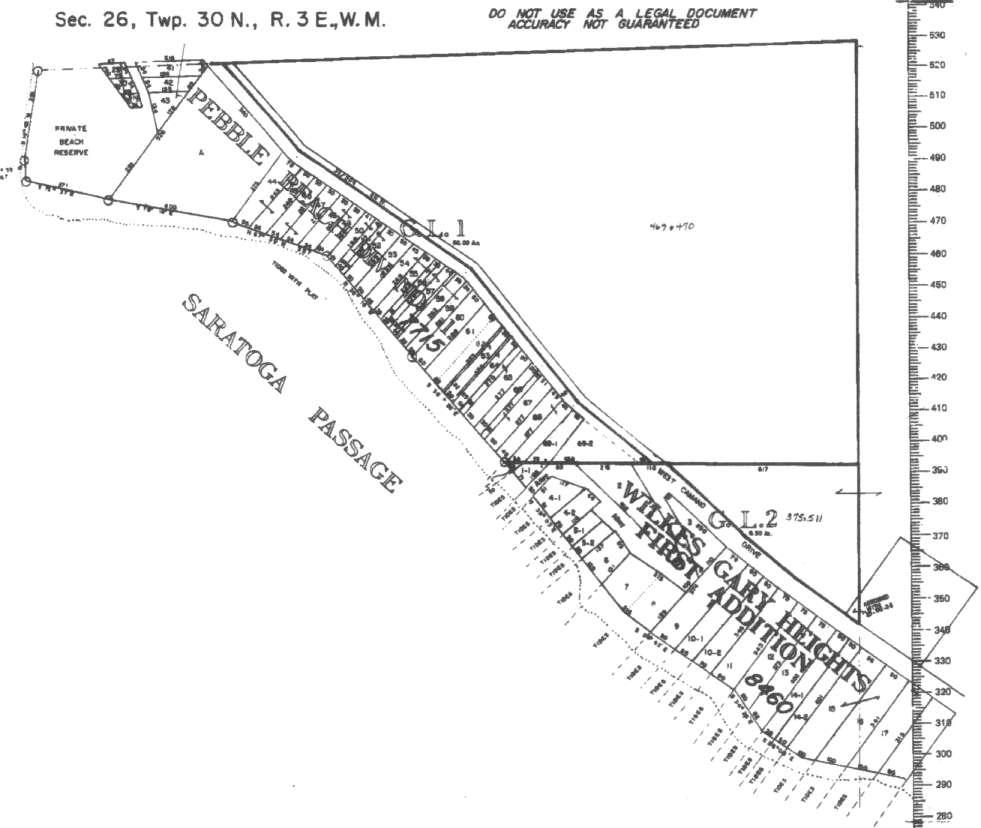 Camano Island Property Assessor