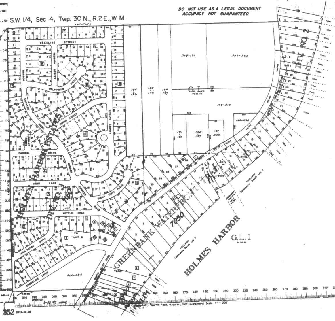 Island County Assessor Parcel Map